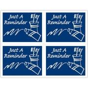 MAP Brand Gentle Dental Laser Postcards Just A Reminder