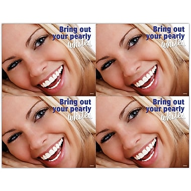 MAP Brand Cosmetic Dentistry Laser Postcards Pearly Whites