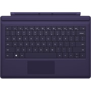 Microsoft Surface Pro Type Cover, Purple, For Surface Pro 3