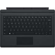 Microsoft Surface Pro Type Cover, Black, For Surface Pro 3