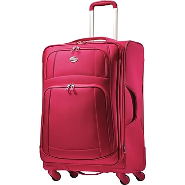 American Tourister iLite Supreme, 21in. Softside Spinner Luggage, Honeysuckle