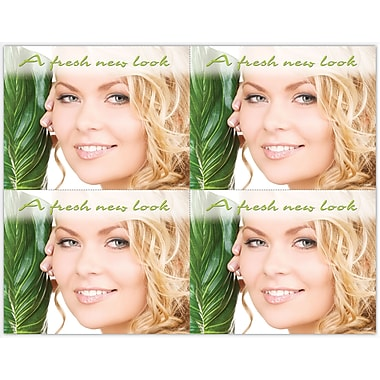 MAP Brand Cosmetic Dentistry Laser Postcards Fresh New Look