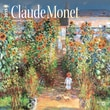"2015 Claude Monet Wall Calendar, 12"" x 12"""