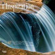 2015 BrownTrout Publishers Inspiration Monthly Wall Calendar, 12 x 12