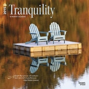 2015 BrownTrout Publishers Tranquillity Monthly Wall Calendar, 12 x 12