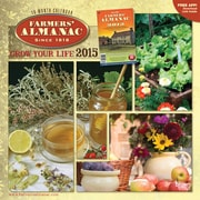 2015 BrownTrout Publishers Farmers' Almanac Monthly Wall Calendar, 12 x 12