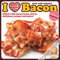 2015 I Love Bacon Wall Calendar, 12in. x 12in.