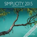 2015 Simplicity by Wyman Wall Calendar, 12in.x12in.