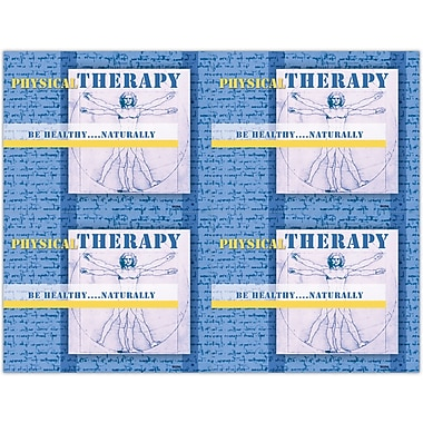 MAP Brand Photo Image Laser Postcards Physical Therapy