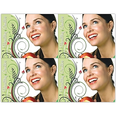 MAP Brand Cosmetic Dentistry Laser Postcards Healthy Smiles