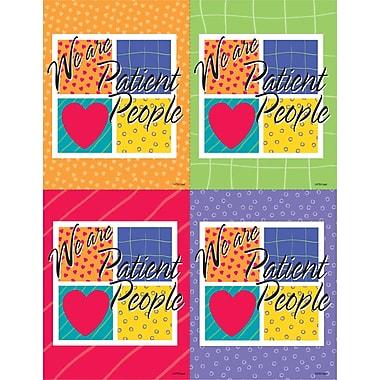 MAP Brand Reminder Laser Postcards Patient People