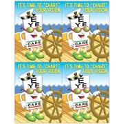MAP Brand EyeGuy Laser Postcards Pirate