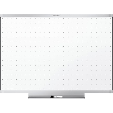 Quartet® Prestige 2® (20171) Non-Magnetic Total Erase Whiteboards, Aluminum Frame, 8' x 4'