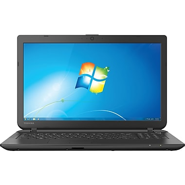 Toshiba, Satellite C55-B5272, 15.6in. Laptop, 6GB Memory, 750GB Hard Drive, Intel Core i3, Windows 7 Home Premium