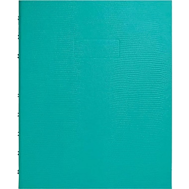 Blueline® MiracleBind™ 150 Page Notebook, 9-1/4 x 7-1/4, Turquoise