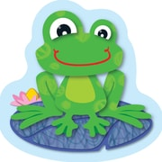 Carson-Dellosa FUNky Frogs Mini Cut-Outs, Grades PK - 8