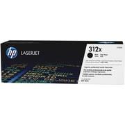 HP – Cartouche de toner noir à haut rendement 312X (CF380X)