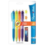 Paper Mate Quick Flip™ Mechanical Pencils, 0.7mm, 4/Pack