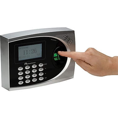 Acroprint® Time and Attendance System