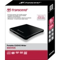 Transcend External Ultra Slim DVD Writer USB 2.0