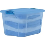 BELLA 40 QT Container, Blue Tint
