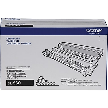 Brother DR-630 Black Drum Unit