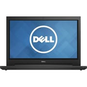 Dell, Inspiron Laptop, 15.6, 500GB Hard Drive , 4GB Single Channel DDR3L 1600MHz,AMD Quad Core
