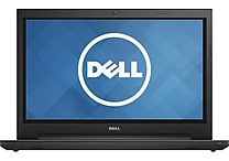 Dell, Inspiron Laptop, 15.6', 500GB Hard Drive , 4GB Single Channel DDR3L 1600MHz,AMD Quad Core