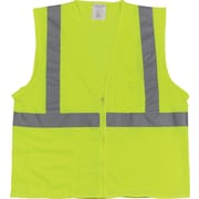 PIP 2-Pocket Safety Vest, Yellow, Large