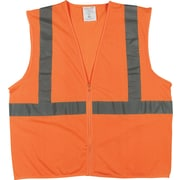 PIP Safety Vest, Orange, Large