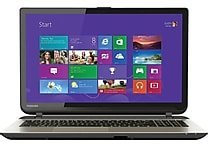 Toshiba L55D-B5364, A8 Processor, 8GB RAM, 1TB hard drive, Windows 8.1, 15.6' Laptop