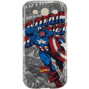 Anymode Marvel Comic Hard Cases For Samsung Galaxy S3, Captain America