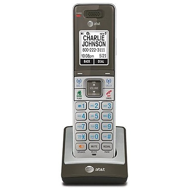 AT&T CLP99003 Connect to Cell™ Cordless Phone Expansion Handset with Caller ID/Call Waiting