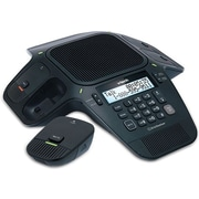VTech VCS704 ErisStation Conference Phone with Wireless Mics