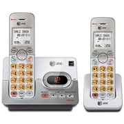 AT&T EL52203 2 Handset Cordless Phone and Answering System and Caller ID/Call Waiting