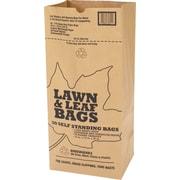 "M2C Kraft Paper 35""H x 12""W x 16""L Shopping Bags, Brown, 5/Pack"