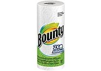 Bounty 2-Ply Paper Towels, 30 Rolls/Case