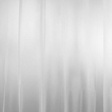 InterDesign® 4.8 Gauge PEVA Shower Curtain Liner, Frost