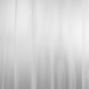 InterDesign® EVAX-Long Shower Curtain Liner, Frost