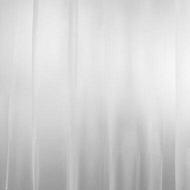 InterDesign® EVA X-Wide Shower Curtain, Frost