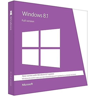 Windows 8.1 (1- License) [Boxed]