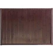 "InterDesign® Formbu 24"" x 17"" Bamboo Small Floor Mat, Mocha"