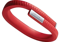 Jawbone UP Red Fitness Tracker, Medium