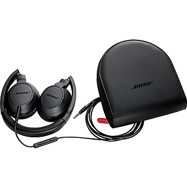 Bose® SoundTrue™ on-ear headphones, Black