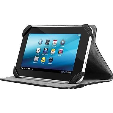 Aluratek Universal Tablet Case and Stand for 7