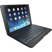 ZAGGKeys Cover Backlit for Apple iPad Air