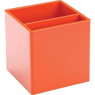 Poppin Pen Cup, Orange, (100261)