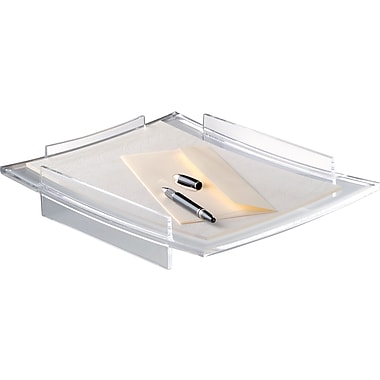 CEP Acrylight Letter Tray, Clear