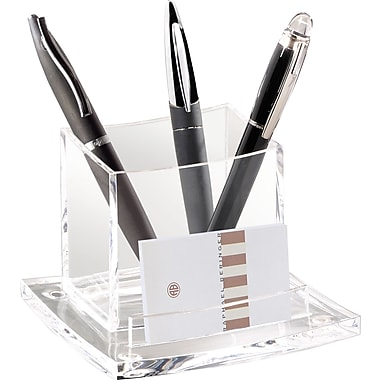 CEP Pencil Holder, Clear