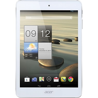 Acer® Iconia A1-830-25601G01 8in. 16GB Android 4.2 Jelly Bean Tablet